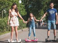 Дети и электронные средства передвижения