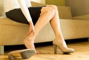 Отекают ноги - причины