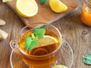 Чай с лимоном – польза