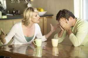 Претензии жены