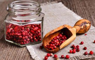 Розовый перец – полезные свойства и применение