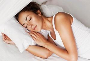 Важно хорошо высыпаться